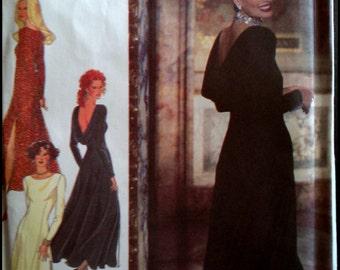 Style Pattenr 2370  Misses' Dresses  Size (8-18)  UNCUT