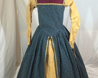 Custom Made Renaissance dress