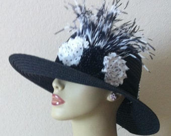 Perfect Hat for the Derby, Church, Wedding