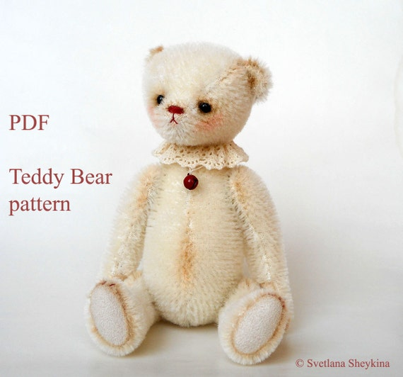 Pdf Patterns For Patchwork Teddy Bears – Daily Motivational Quotes