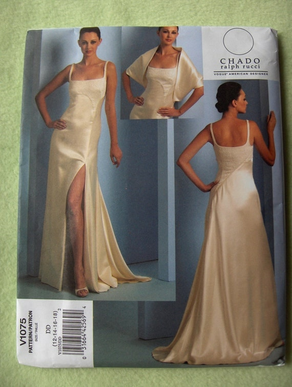 Homecoming Dress Patterns Vogue 65