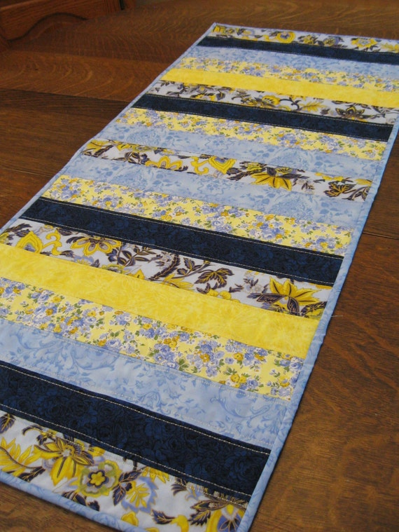 Quilted Table Runner, Quilted Patchwork Runner,Table Runner, Patchwork Runner, quilted patchwork runner, patchwork runner, etsy table runner