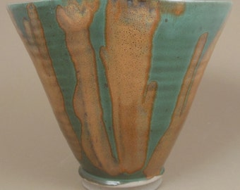 Vase with Flared Lip