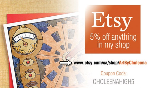 Etsy Coupon Online
