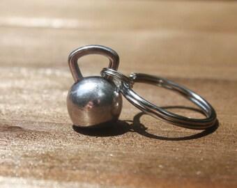 kettlebell : keychain