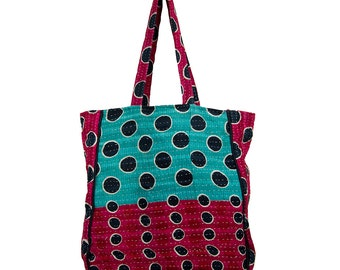 KANTHA Bag - Carry size