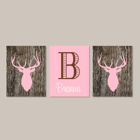 Country Wall Decor For Bedroom : Items similar to country baby girl nursery decor