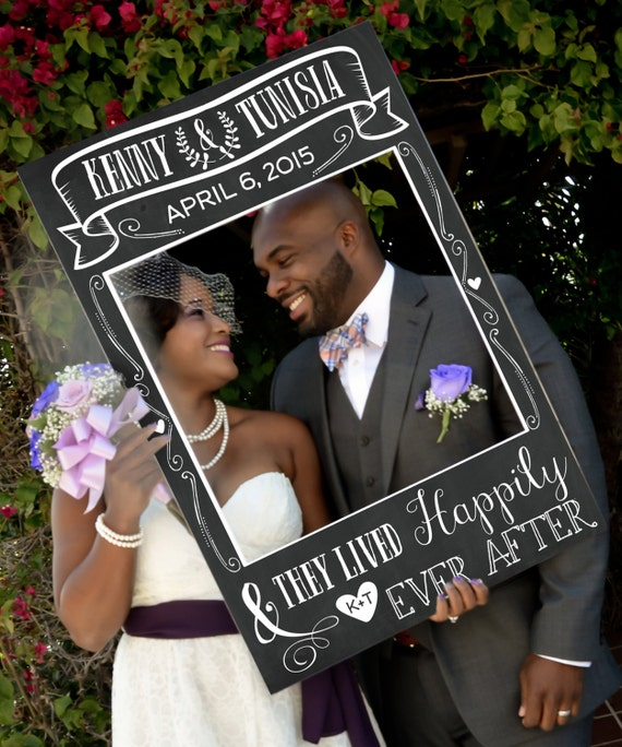 Unique Chalkboard Photo Prop - DIGITAL FILE - Baby Shower Photo Prop - Birthday Photo Prop - Wedding Photo Prop - Photo Booth