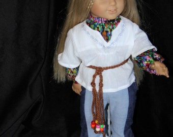 1970's Groovy Doll Outfit