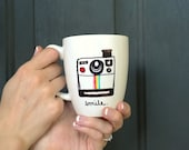 Polaroid Camera - Mug