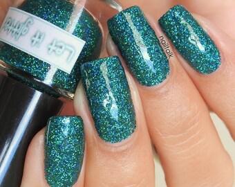 Glitter Nail polish - Imagine
