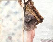 open back sweater - spring fashion - loose knit - hippie clothing - oversized sweater - sweater - light knit - sweater dress - crochet