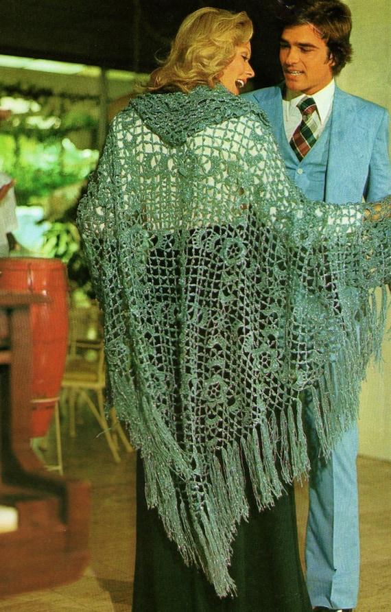 Irish Crochet Lace Shawl Pattern : Irish Lace Shawl Related Keywords & Suggestions - Irish ...