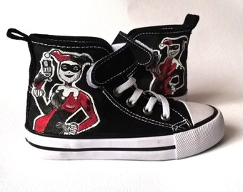 Personalized handpainted shoes custom sneakers