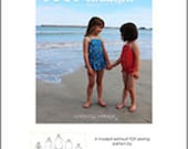 The cosi swimsuit (PDF pattern)