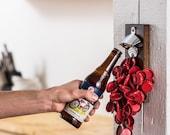 Magnetic Bottle Opener - DropCatch Porter