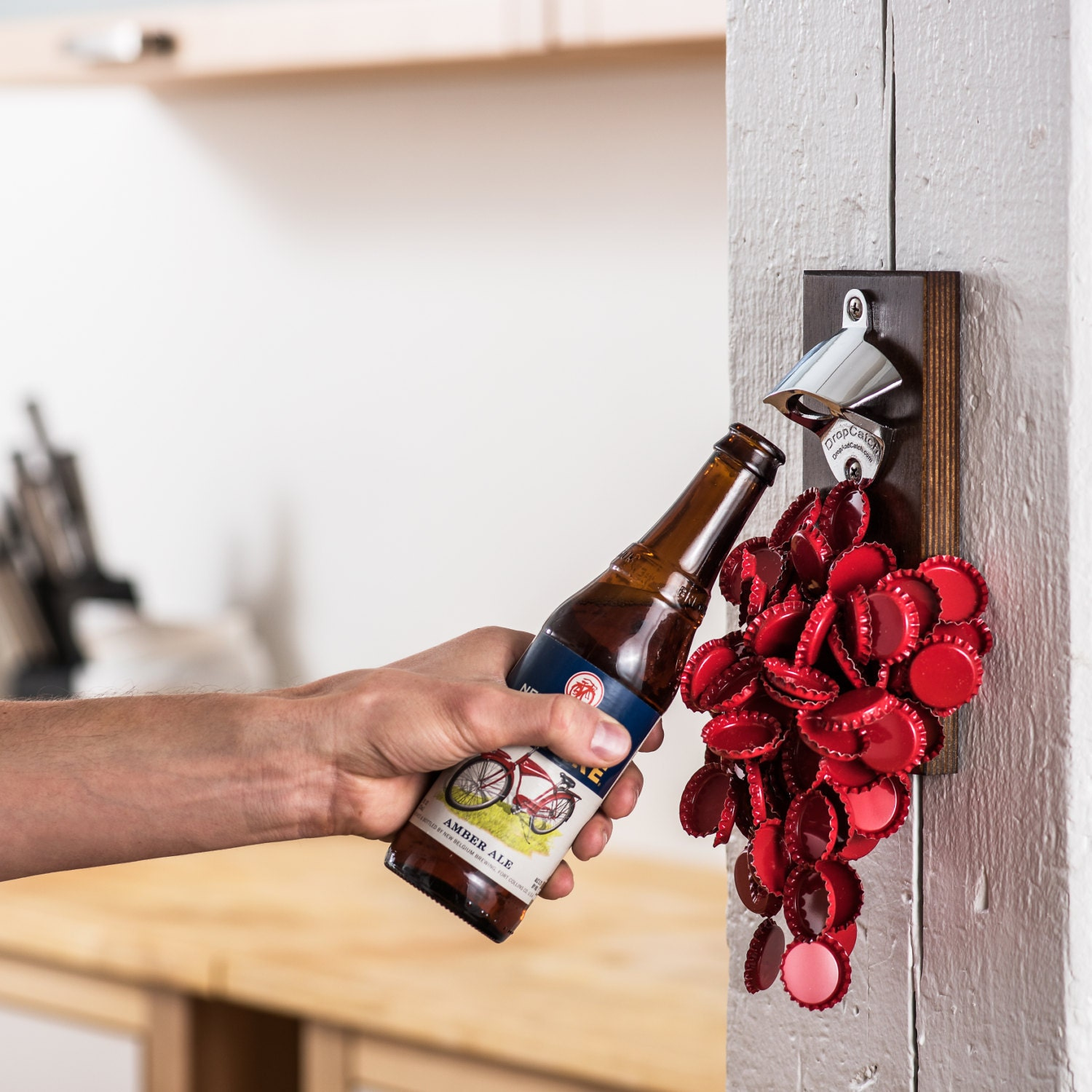 Wall mount bottle opener magnet - Bottle opener wall mount magnet ...