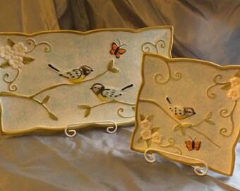 Decorative Bird Trays