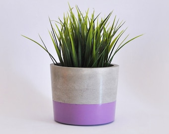 POP cement plant pot