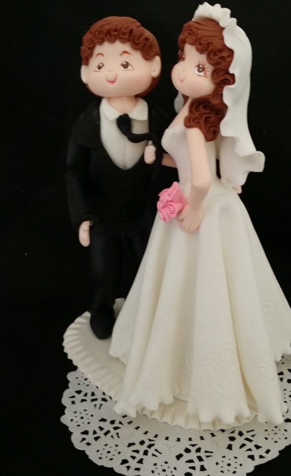 Wedding Cake Funny Wedding Cake Topper By CakeToppersBoutique
