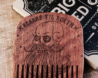 Big Red No.5 - Beards Til Death - Special Edition Makore