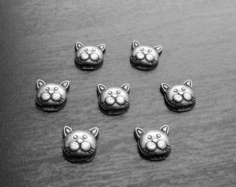Cat Floating Charm for Floating Lockets-Gift Idea