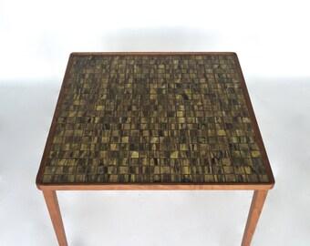Vintage Gordon Jane Martz Marshall Studios Tile Mosaic Table Mid Century Modern