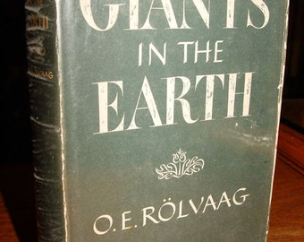 a short review of giants in the earth a novel by ole edvart rolvaag Immediately download the giants in the earth understand or teach giants in the earth by ole edvart was oe rolvaag's most influential novel.