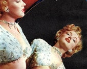 Book  Picturegoer  Film Annual Book  featuring Gorgeous Marilyn Monroe    published 1953-54   and others