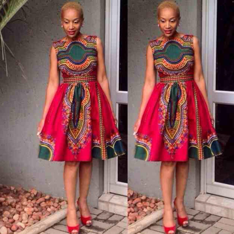 Shweshwe Skirts And Dresses