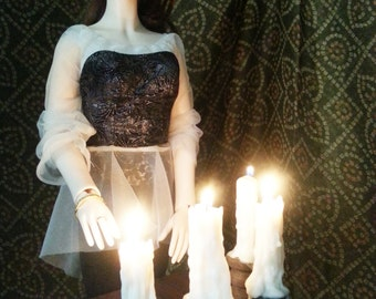 1/3 Scale Aged Candle BJD SD