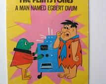 Vintage The Flintstones: A Man Named Egbert Ovum 1974