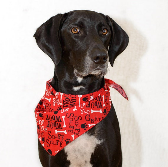 bandanas for large dogs