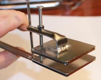 Tweezers-press  lampworking, lampworking tool