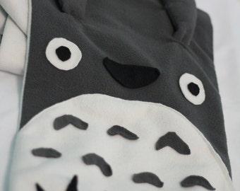 Totoro Scarf