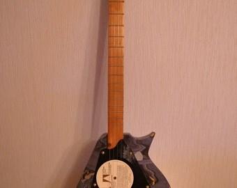 The Teardrop Electric Guitar
