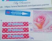 Air Mail Label Sticker 57 per pack