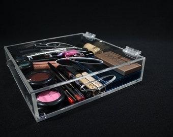 Minchee Dream Col. Heart Tray - Makeup Organizer