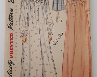 Simplicity 2646 Vintage Sewing Pattern