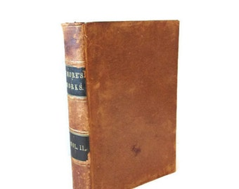 Hannah More's Works - Volume II - 1848 edition - Religion - Philosophy