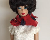 Handmade Barbie Clothes Scarfs