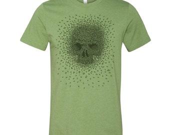 Leaf Skull - Original Shirt
