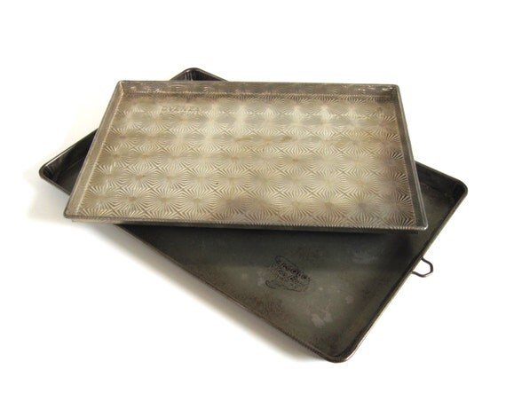 Ovenex Jelly Roll Pan Cookie Sheets Ekcoloy By Lauraslastditch