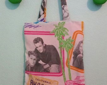 Beverly Hills 90210 Tote Bag