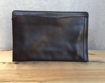 Vintage 70's Balmain Clutch Bag
