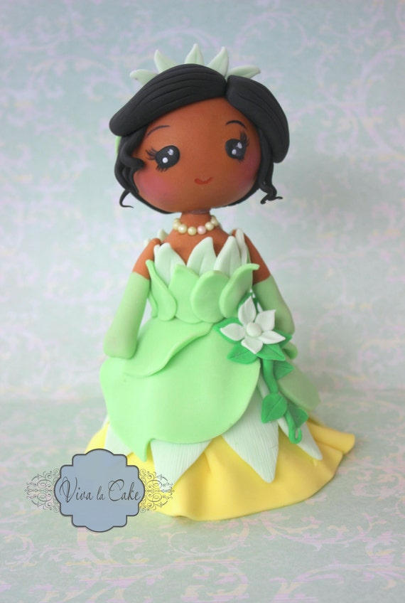 princess and frog wedding cake topper items similar to princess and the frog fondant cake topper 18760