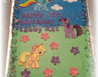 My Little Pony Cake Kit