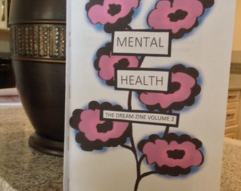 Print at home: Mental Health - The Dream Zine 2