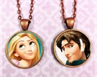 Choose from 8 images! - Tangled Pendant