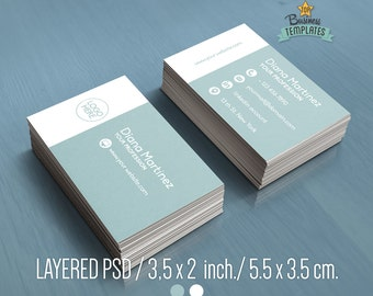 Business cards printable, business cards template, elegant graphic design, double sided calling cards design, modern calling cards